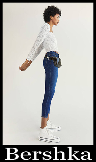 New Arrivals Bershka Jeans 2019 Women's Summer 11