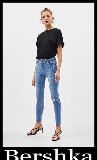 New Arrivals Bershka Jeans 2019 Women's Summer 12