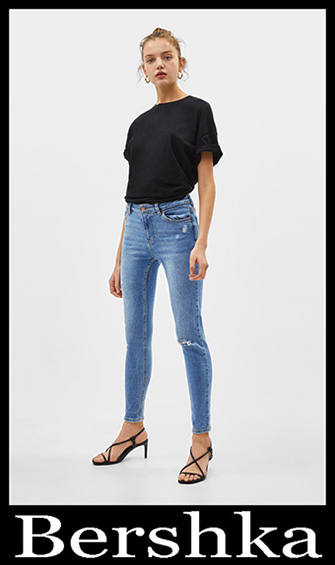 New Arrivals Bershka Jeans 2019 Women's Summer 12