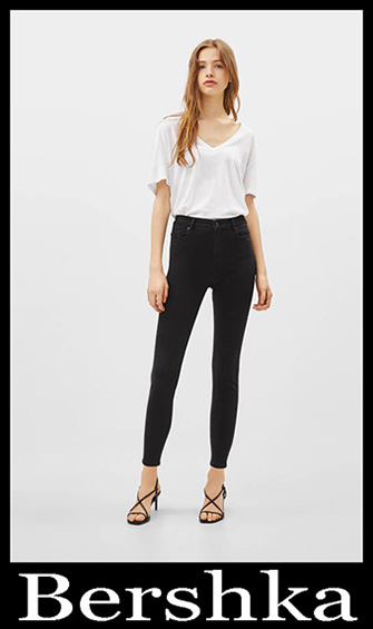 New Arrivals Bershka Jeans 2019 Women's Summer 16