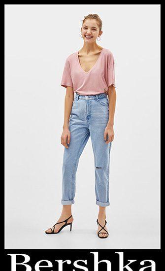 New Arrivals Bershka Jeans 2019 Women's Summer 17