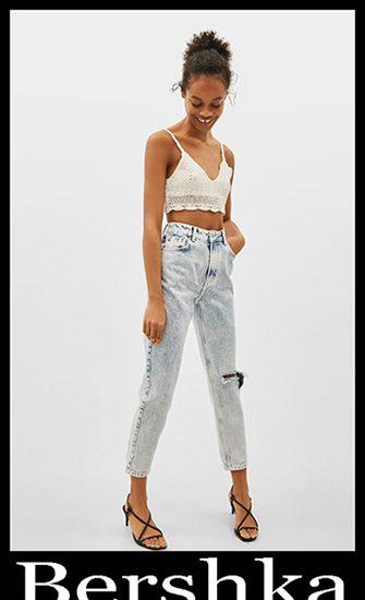 New Arrivals Bershka Jeans 2019 Women's Summer 18