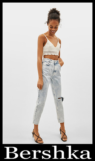 New Arrivals Bershka Jeans 2019 Women's Summer 18