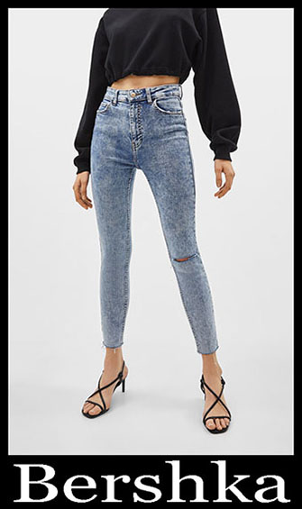 New Arrivals Bershka Jeans 2019 Women's Summer 2