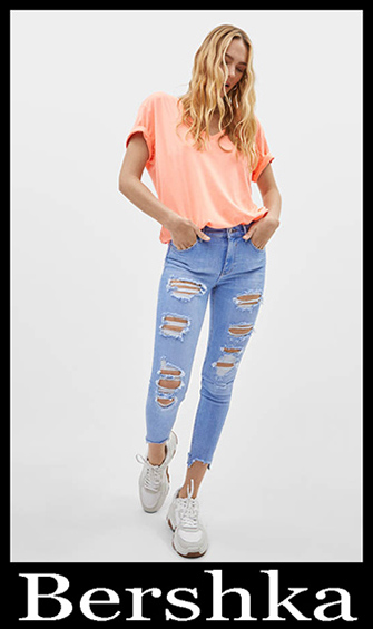 New Arrivals Bershka Jeans 2019 Women's Summer 20