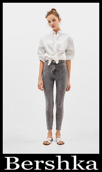 New Arrivals Bershka Jeans 2019 Women's Summer 21