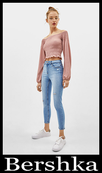 New Arrivals Bershka Jeans 2019 Women's Summer 23
