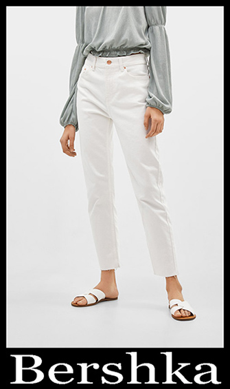 New Arrivals Bershka Jeans 2019 Women's Summer 24