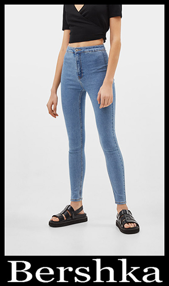 New Arrivals Bershka Jeans 2019 Women's Summer 26