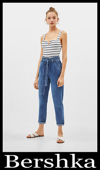 New Arrivals Bershka Jeans 2019 Women's Summer 27