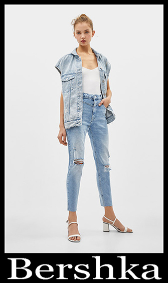 New Arrivals Bershka Jeans 2019 Women's Summer 28
