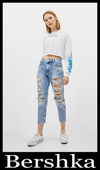 New Arrivals Bershka Jeans 2019 Women's Summer 29