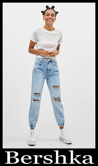 New Arrivals Bershka Jeans 2019 Women's Summer 30