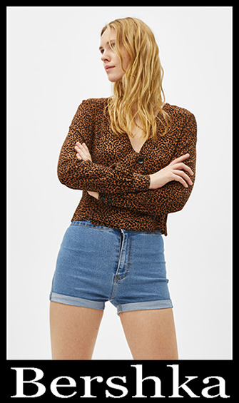 New Arrivals Bershka Jeans 2019 Women's Summer 32