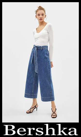 New Arrivals Bershka Jeans 2019 Women's Summer 4