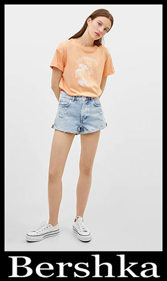 New Arrivals Bershka Jeans 2019 Women's Summer 44