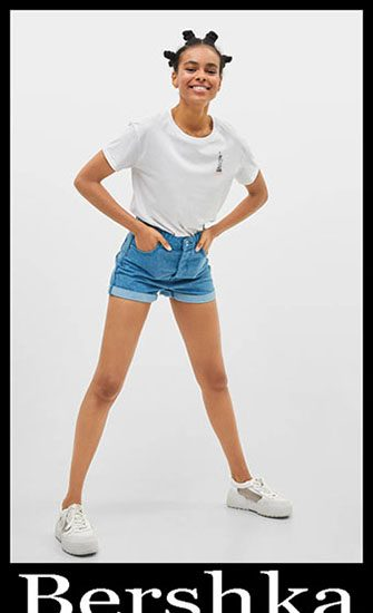 New Arrivals Bershka Jeans 2019 Women's Summer 46