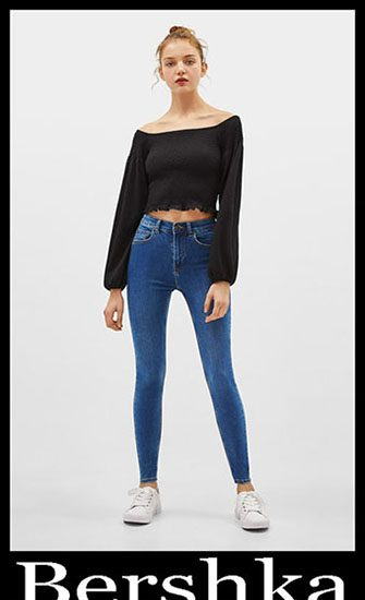 New Arrivals Bershka Jeans 2019 Women's Summer 47