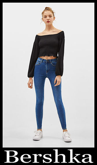 New Arrivals Bershka Jeans 2019 Women's Summer 47
