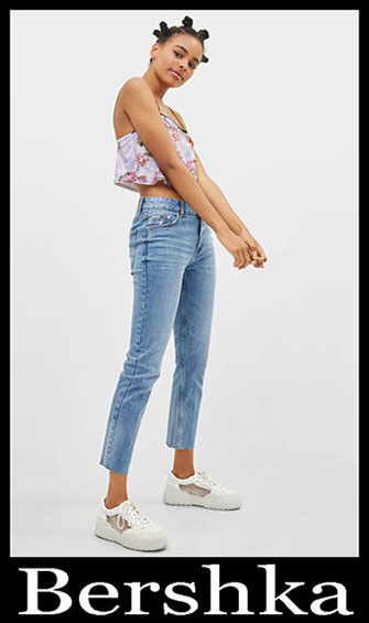 New Arrivals Bershka Jeans 2019 Women's Summer 48