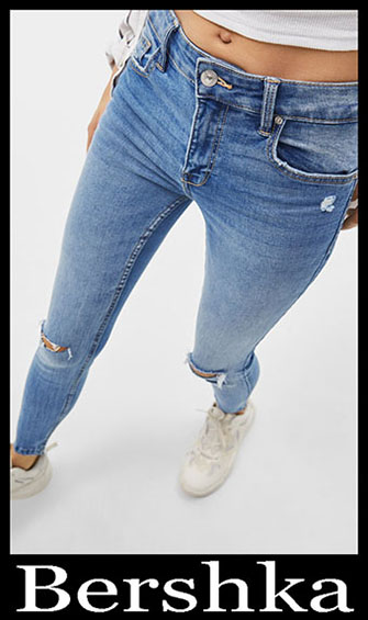 New Arrivals Bershka Jeans 2019 Women's Summer 49