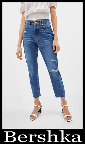 New Arrivals Bershka Jeans 2019 Women's Summer 5