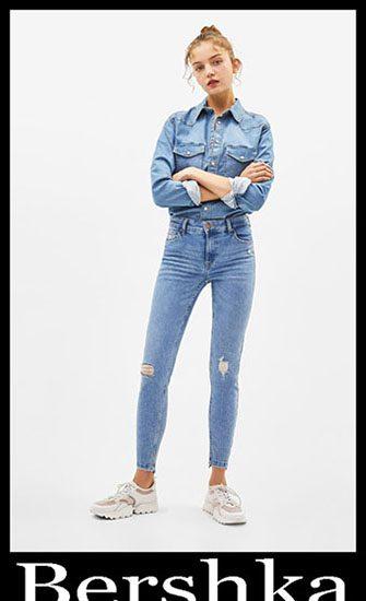 New Arrivals Bershka Jeans 2019 Women's Summer 50