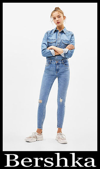 New Arrivals Bershka Jeans 2019 Women's Summer 50