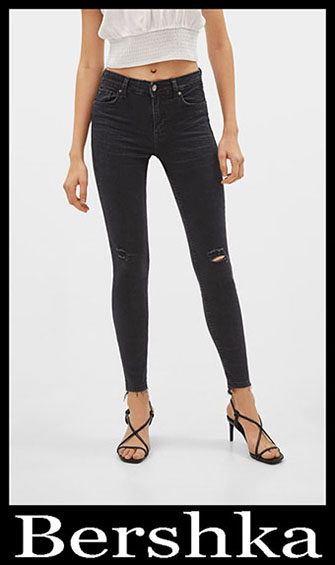 New Arrivals Bershka Jeans 2019 Women's Summer 51