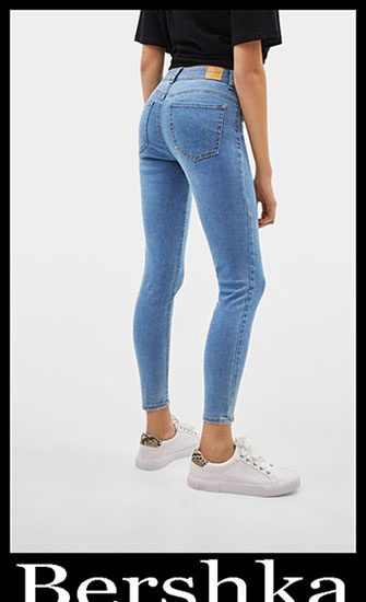 New Arrivals Bershka Jeans 2019 Women's Summer 52