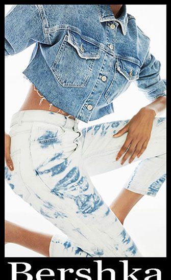 New Arrivals Bershka Jeans 2019 Women's Summer 7