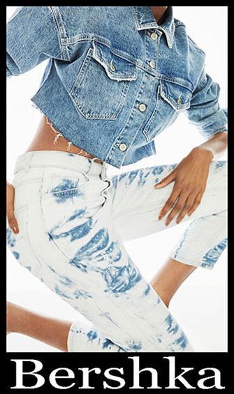New Arrivals Bershka Jeans 2019 Women's Summer 7