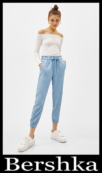 New Arrivals Bershka Jeans 2019 Women's Summer 8