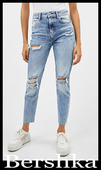 New Arrivals Bershka Jeans 2019 Women's Summer 9