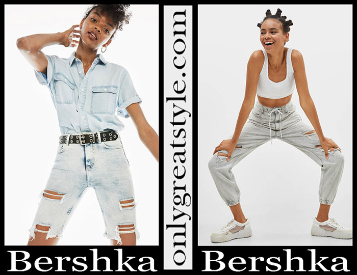 New Arrivals Bershka Spring Summer 2019 Women's