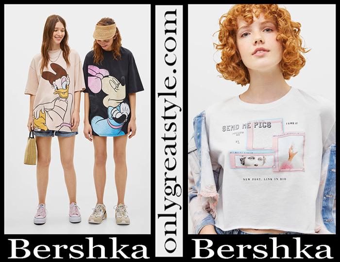 New Arrivals Bershka Spring Summer 2019 Women's