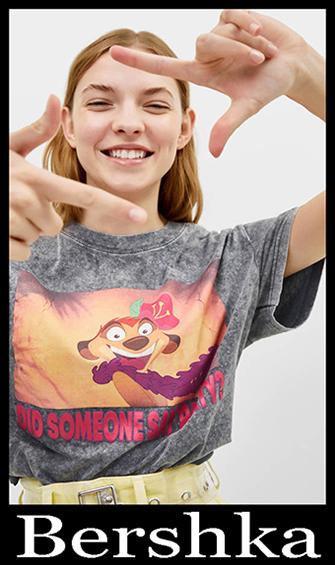 New Arrivals Bershka T Shirts 2019 Women's Summer 13