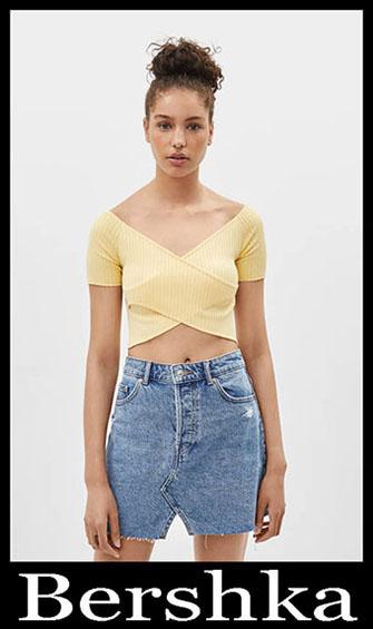 New Arrivals Bershka T Shirts 2019 Women's Summer 22