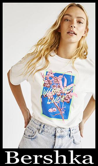 New Arrivals Bershka T Shirts 2019 Women's Summer 24