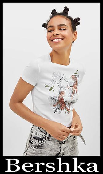New Arrivals Bershka T Shirts 2019 Women's Summer 25