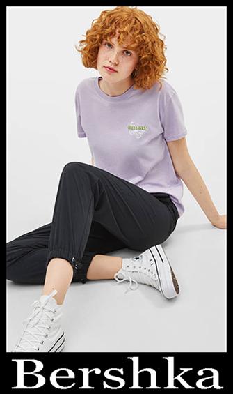New Arrivals Bershka T Shirts 2019 Women's Summer 28