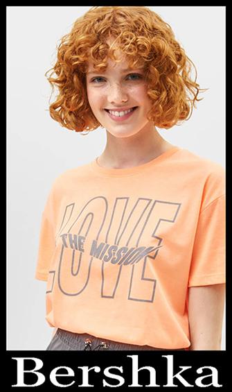 New Arrivals Bershka T Shirts 2019 Women's Summer 3