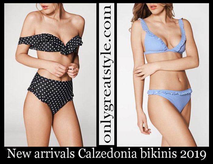 New Arrivals Calzedonia Spring Summer 2019