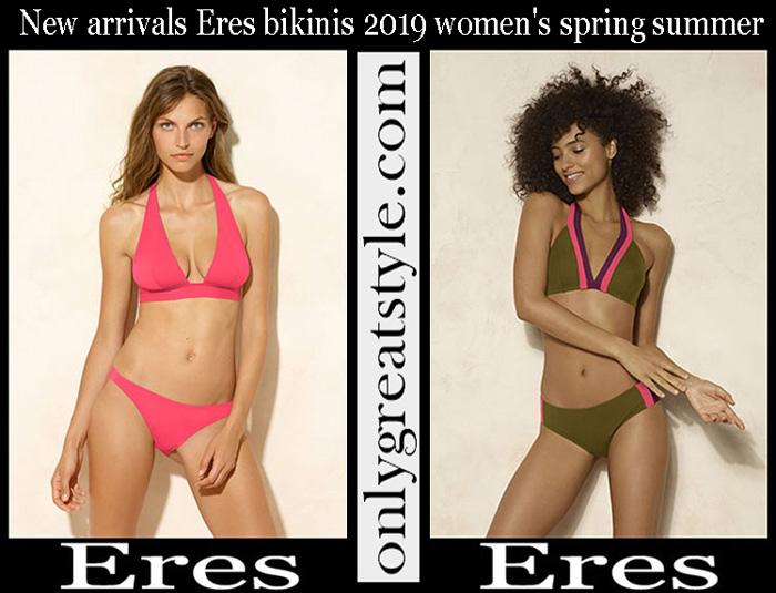 New Arrivals Eres Spring Summer 2019 Women's