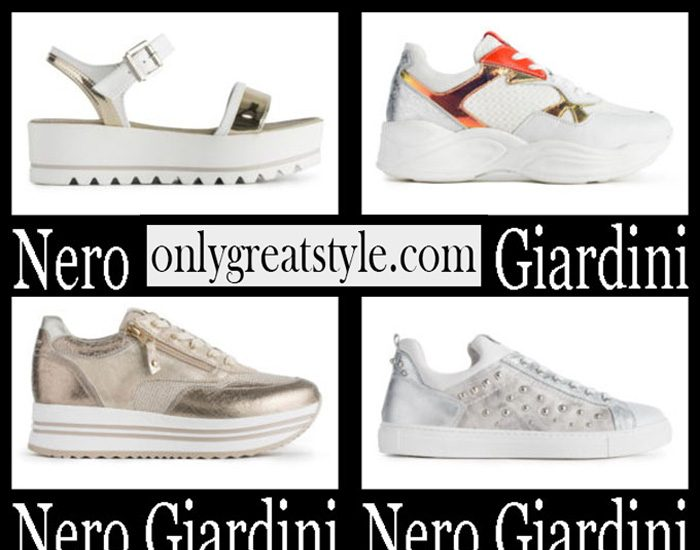 New Arrivals Nero Giardini Spring Summer 2019 Women's
