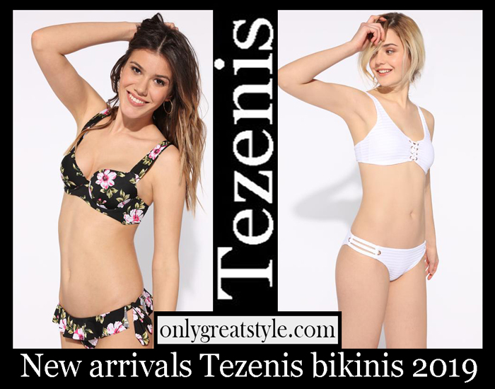 New Arrivals Tezenis Spring Summer 2019