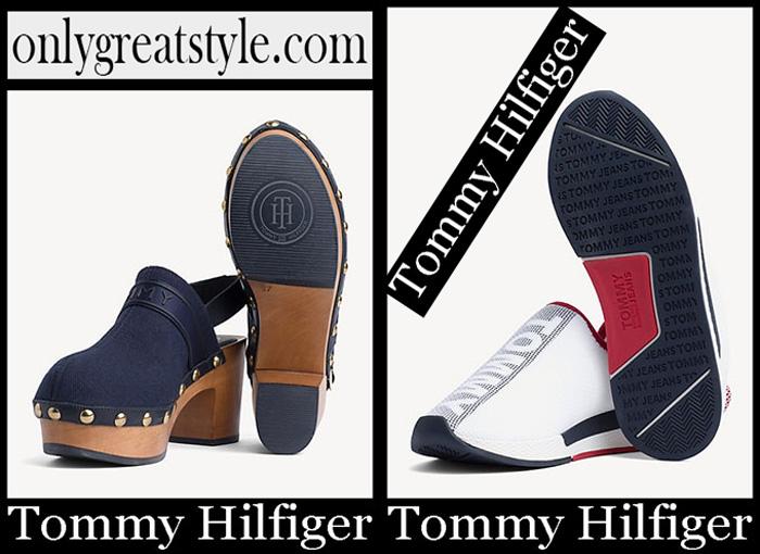 New Arrivals Tommy Hilfiger Spring Summer 2019