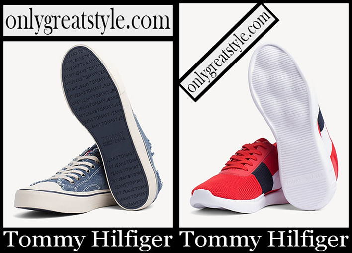 New Arrivals Tommy Hilfiger Spring Summer 2019 Men's