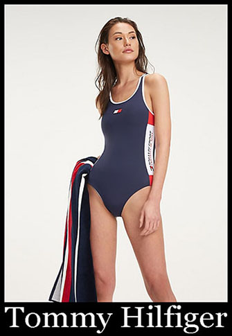 New Arrivals Tommy Hilfiger Swimsuits 2019 Summer 14