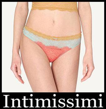 Underwear Intimissimi Panties 2019 Spring Summer 20